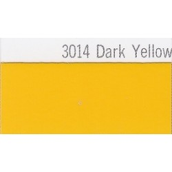 3014 Tmavě žlutá plotrová fólie / Plotr Dark Yellow / lesk