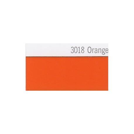 3018 Oranžová plotrová fólie / Plotr Orange / lesk