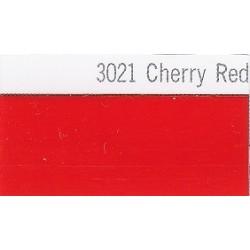 3021 Třešňově červená plotrová fólie / Plotr Cherry Red / lesk