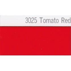 3025 Rajčatově červená plotrová fólie / Plotr Tomato Red / lesk