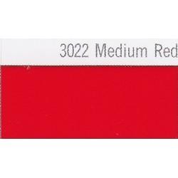 Plotrová fólie středně červená / Plotr Medium Red / lesk 3022