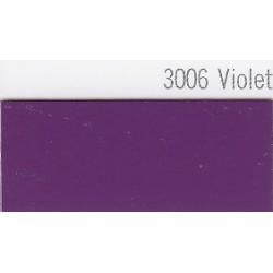 3006 Fialová plotrová fólie / Plotr Violet / lesk