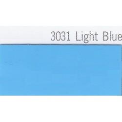 3031 Světle modrá plotrová fólie / Plotr Light Blue / lesk