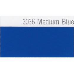 Plotrová fólie středně modrá / Plotr Medium Blue / lesk 3036