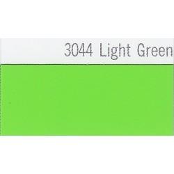 3044 Světle zelená plotrová fólie / Plotr Light Green / lesk
