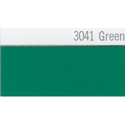 3041 Zelená plotrová fólia / Ploter Green / lesk