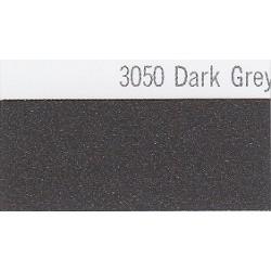 3050 Tmavě šedá plotrová fólie / Plotr Dark Grey / lesk