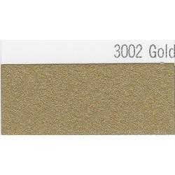 3002 Zlatá plotrová fólie / Plotr Gold / lesk