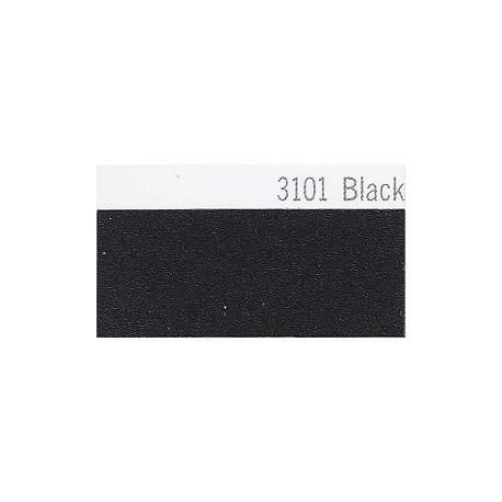 Plotrová fólie černá / Plotr Black / mat 3101