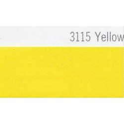 3115 Žlutá plotrová fólie / Plotr Yellow / mat