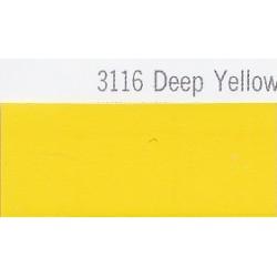3116 Hluboce žlutá plotrová fólie / Plotr Deep Yellow / mat
