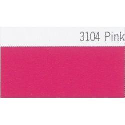 3104 Rtůžová plotrová fólie / Plotr Pink / mat