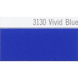 3130 Živě modrá plotrová fólie / Plotr Vivid Blue / mat