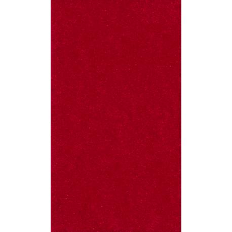 VelCut Evo Červená 05 semišová nažehlovací fólie / SEF Textile