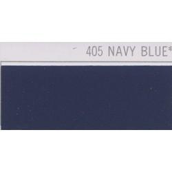 405 Námořnická modrá nažehlovací fólie Poli-Flex PREMIUM / Navy Blue