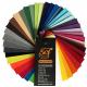 VelCut Evo Chladně šedá 11 semišová nažehlovací fólie / SEF Textile