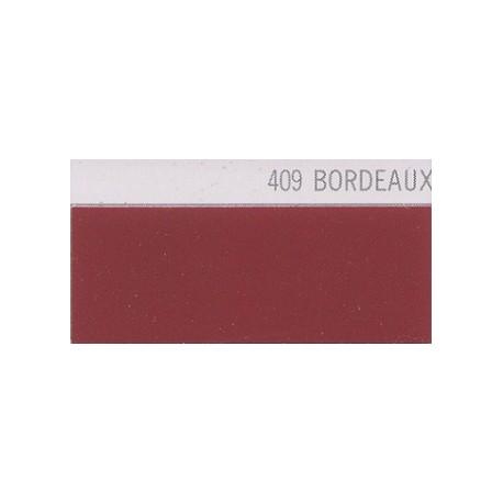 409 BORDEAUX Poli-Flex PREMIUM Nažehlovací fólie / Bordeaux