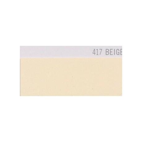 417 BEIGE Poli-Flex PREMIUM Nažehlovací fólie / Béžová