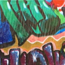 Fantasy Flex Graff 01 nažehlovací fólie / SEF Textile