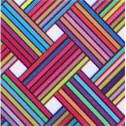 Fantasy Flex Maze 06 nažehlovací fólie / SEF Textile