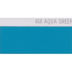 468 Vodní zelená nažehlovací fólie Poli-Flex PREMIUM / Aqua Green