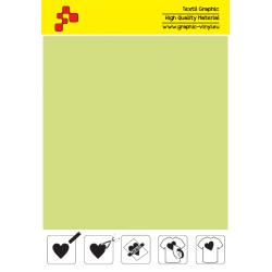IDM751A Metalická zelená flex nažehlovací fólie / iDigit