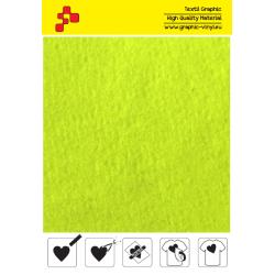 IDRCNY4A Reflexcut Neonově žlutá 4 reflexní nažehlovací fólie / iDigit