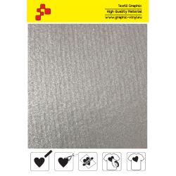 IDRCS1A Reflexcut Stříbrná 1 reflexní nažehlovací fólie / iDigit