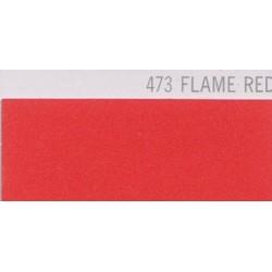 473 Ohnivě červená nažehlovací fólie Poli-Flex PREMIUM / Flame Red