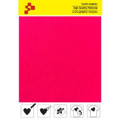 IDRCNP7A Reflexcut Neonově růžová 7 reflexní (Arch) nažehlovací fólie / iDigit