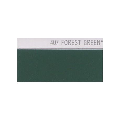 407 FOREST GREEN Poli-Flex PREMIUM Nažehlovací fólie / Lesní zeleň