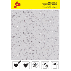 IDD700A Perleťová bílá (Arch) nažehlovací fólie / iDigit