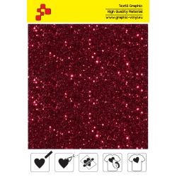 IDD730A Perleťová červená (Arch) nažehlovací fólie / iDigit