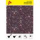IDD737A Perleťová ruměncově růžová (Arch) nažehlovací fólie / iDigit