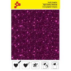 IDD735A Perleťová korálově červená (Arch) nažehlovací fólie / iDigit