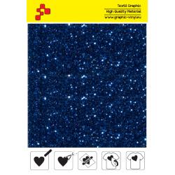IDD748A Perleťová námořnická modrá (Arch) nažehlovací fólie / iDigit