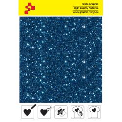 IDD740A Perleťová královská modrá (Arch) nažehlovací fólie / iDigit