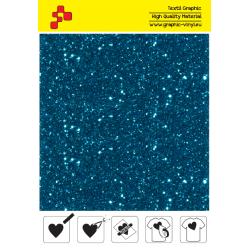 IDD744A Perleťová světle modrá (Arch) nažehlovací fólie / iDigit