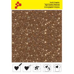 IDD792A Perleťová zlatá (Arch) nažehlovací fólie / iDigit