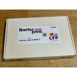 L403AA3 Laser tisk bílá nažehlovací fólie  / CFP Flex