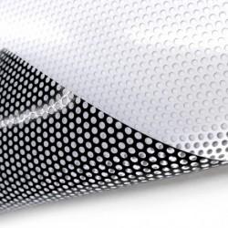 OWV675010/610 Perforovaná tisková bílá lesklá 180 µm