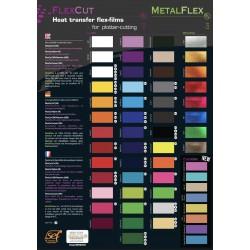 FC000 Vzorník Flexcut A4 / SEF Textile