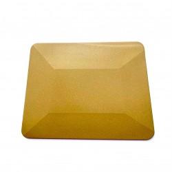 Teflonová lichoběžníková špachtle zlatá / iDigit