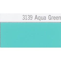 3139 Vodní zelená plotrová fólie / Plotr Aqua Green / mat